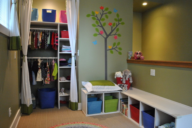 Bennion Nursery contemporary-kids