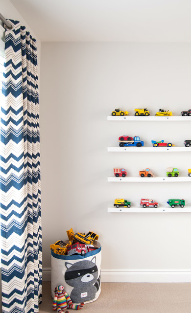 Big Boy Room - Contemporary - Kids - toronto - by Jodie Rosen Design