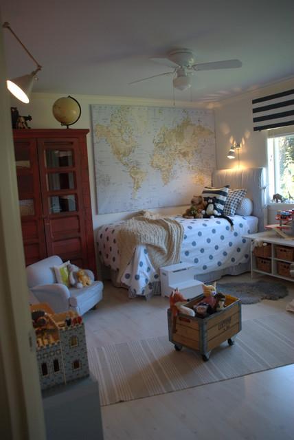 Big Boys Bedroom Scandinavian Kids Seattle By