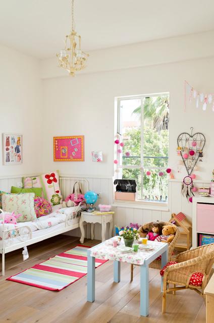 Kinderzimmer Shabby Chic bitsaron residence shabby chic style tel aviv by
