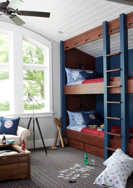 Bunk Room traditional-kids