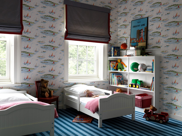 Bleecker Street Townhouse transitional-kids