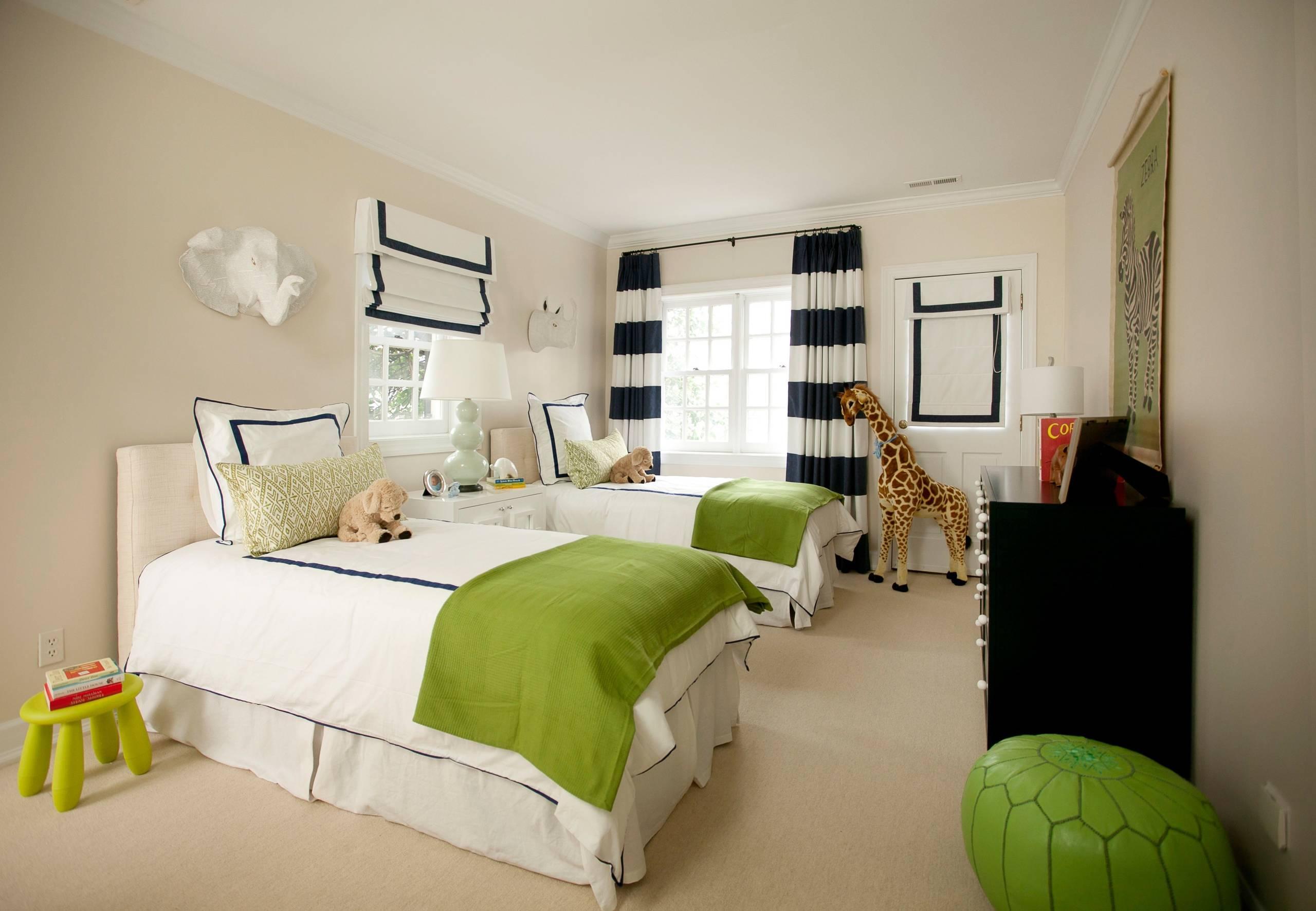 Green Boy Room Houzz