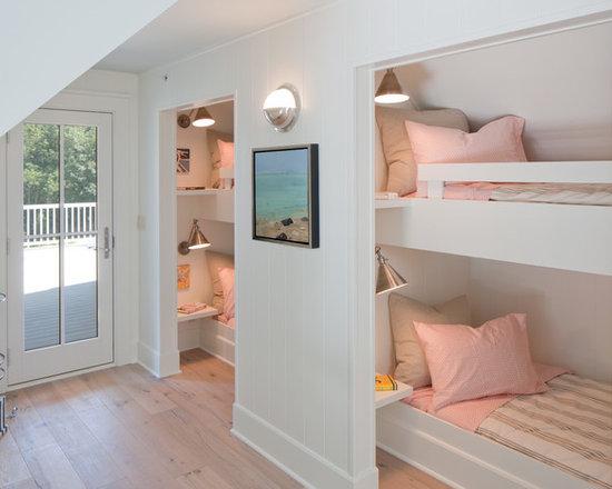 Детская для четверых детей - Интерьеры жилых комнат 406