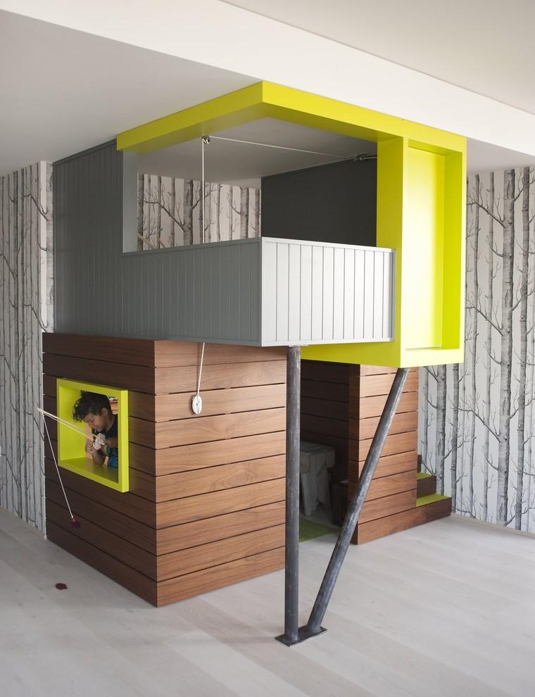 2019现代60平米以下装修效果图大全 2019现代四居室装修图