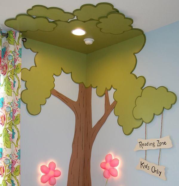 Bonus Room / Reading Zone contemporary-kids