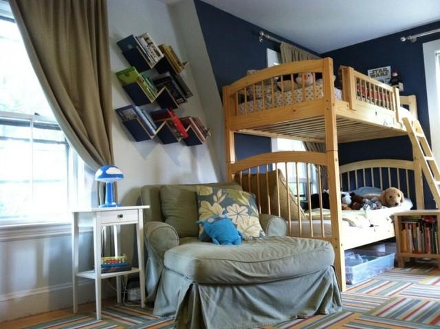 Boston boys' room eclectic-kids