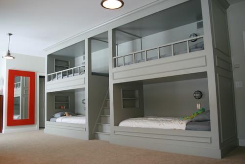 Custom Made Kids Beds Lovely Home