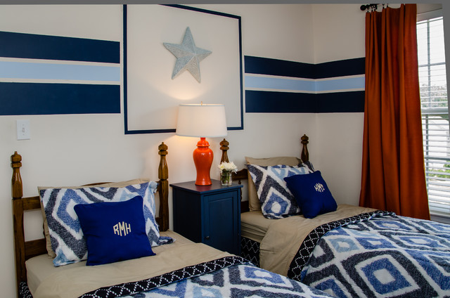 Boy's Bedroom contemporary-kids