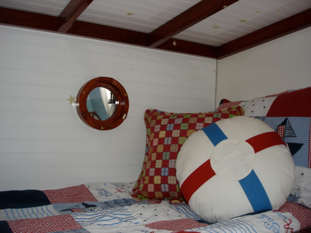 Boys Nautical Bedroom traditional kids