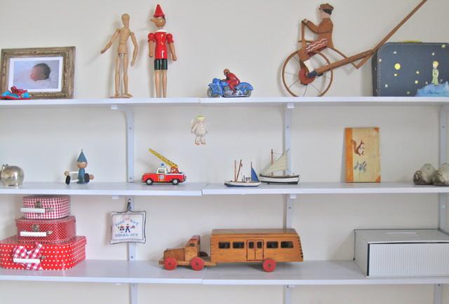Boy's Room eclectic-kids