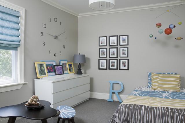 Boy's Room contemporary-kids