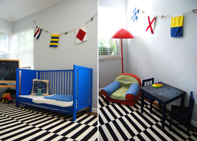 boy's room modern-kids
