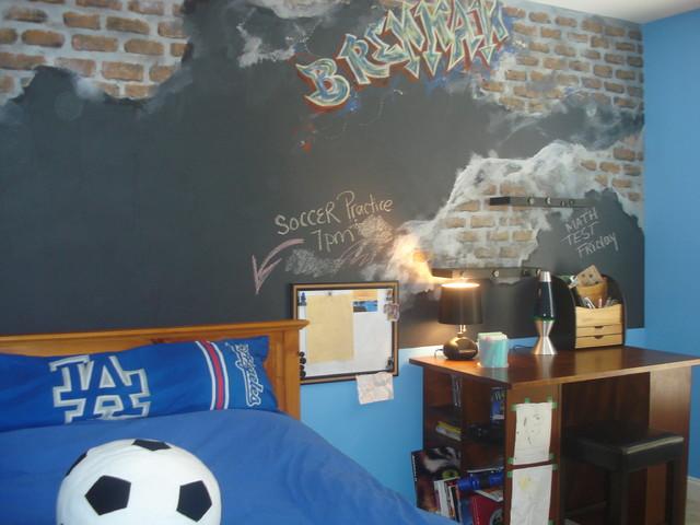 Boys Graffiti Bedroom Ideas Home Design Architecture Cilifcom - Bedroom graffiti art for kids