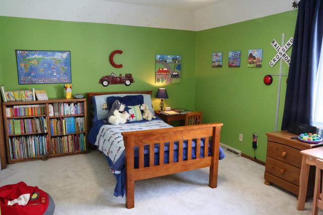 Boys 39 room for Houzz kids room