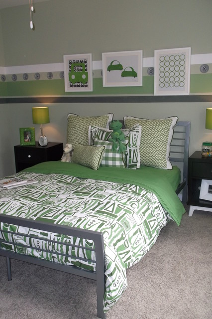 Boys Rooms modern-kids