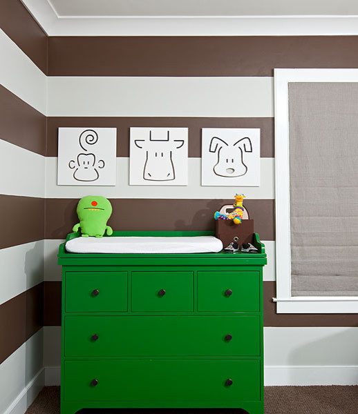 Feathered Nest Interiors, LLC contemporary kids