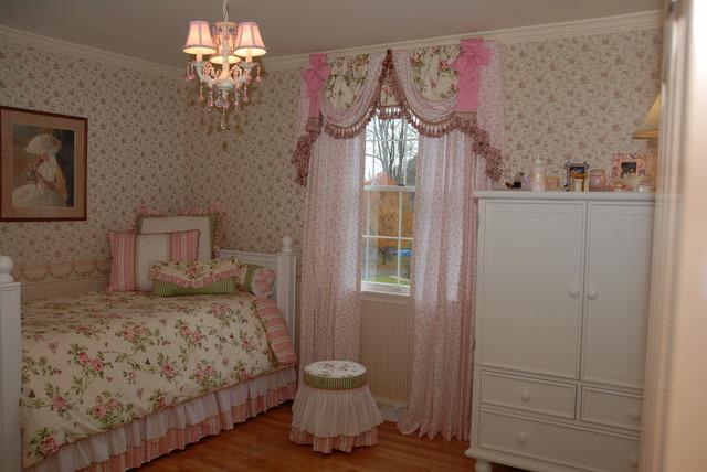 Brzezowski Little Girls' Room traditional-kids
