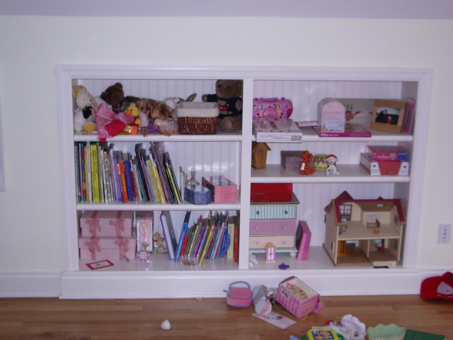 Built-ins traditional-kids