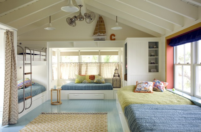 Bunk Room beach-style-kids