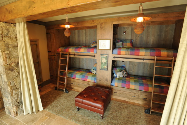 Bunkroom traditional kids