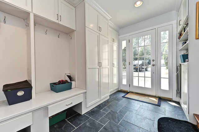 Dc Garage To Mudroom Conversion Contemporary Kids Dc