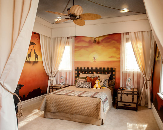 African Safari Decor Home Design Ideas Pictures Remodel And Decor