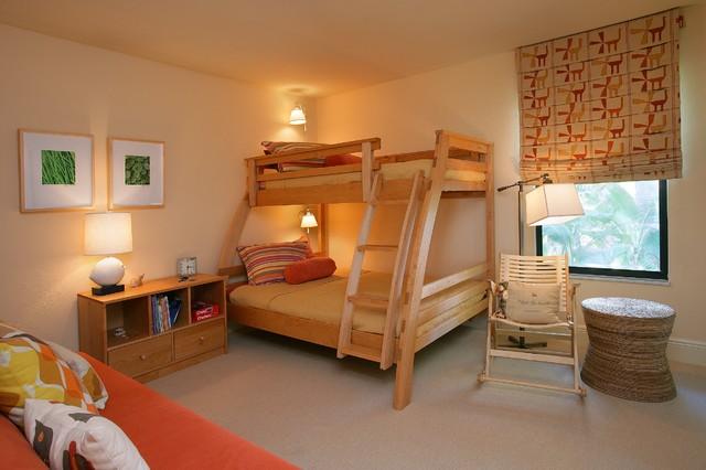 Captiva-Kid's Room contemporary-kids