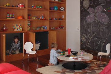 Cary Bernstein Architect Eureka Valley Residence contemporary kids