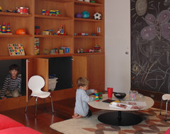 Cary Bernstein Architect Eureka Valley Residence contemporary-kids