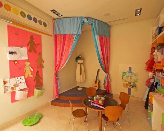Оформление комнат детского сада своими руками