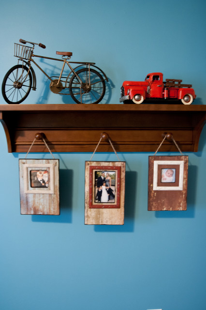 Celebrity Kids' Rooms traditional-kids
