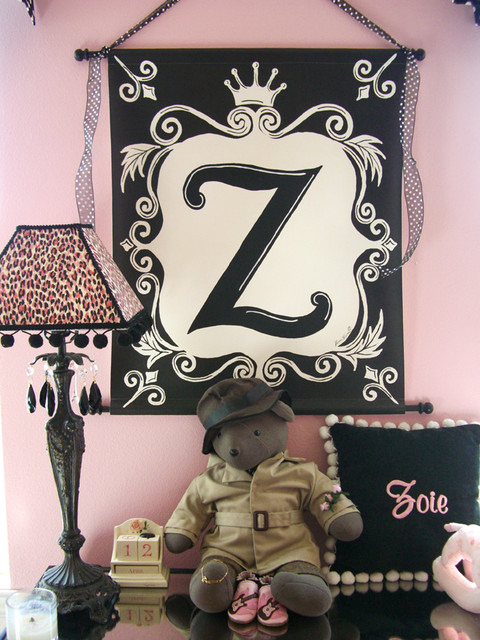 Celebrity Nursery - Jodie Sweetin eclectic kids