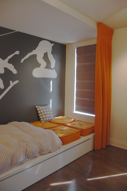 Chambre contemporary kids