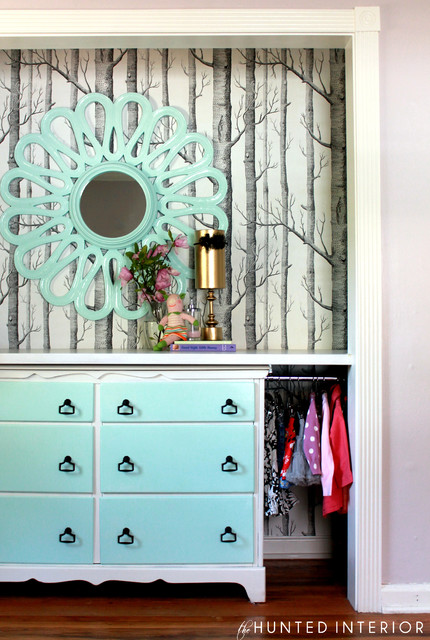 Changing Table/Closet eclectic-kids