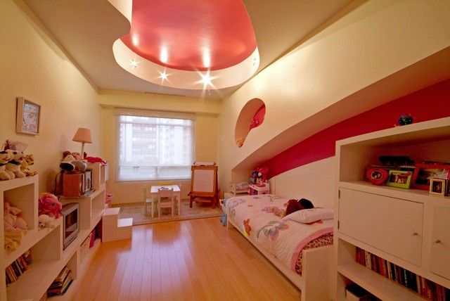 Chelu Apartment contemporary kids