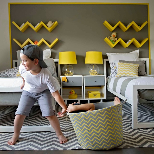 Emejing Chevron Bedrooms Gallery - Ancientandautomata.com ...