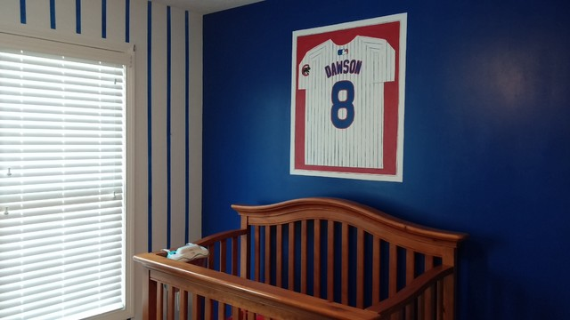 Cubs Bedroom Decor Home Decorating Ideas