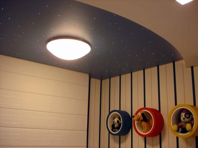 Child bedroom contemporary-kids