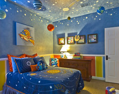 Child Bedroom contemporary-kids