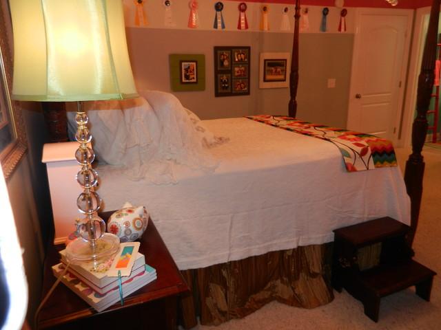 Child's Bedroom traditional-kids