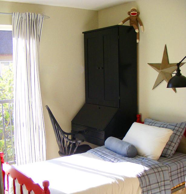 Child's Bedroom eclectic-kids