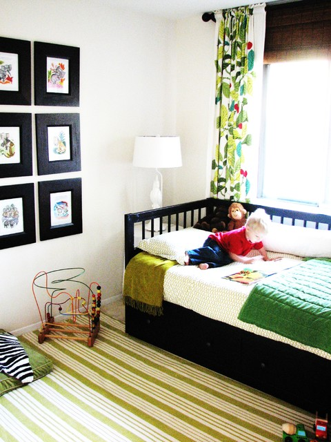 Child's Bedroom eclectic kids