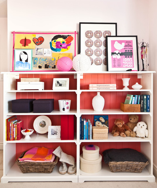 Childs bookcase modern kids