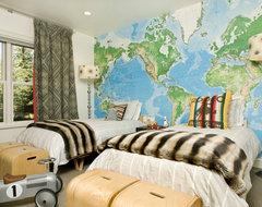 Children's Bedroom - Grace Home Design eclectic-kids