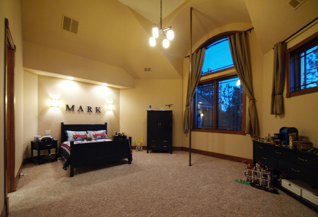 Children's Bedrooms and Bathrooms by Timber Ridge Properties traditional-kids
