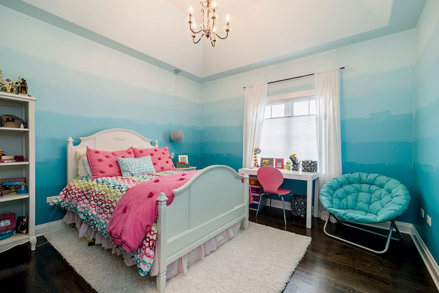 Children 39 s bedrooms traditional kids chicago by for Rooms for kids chicago