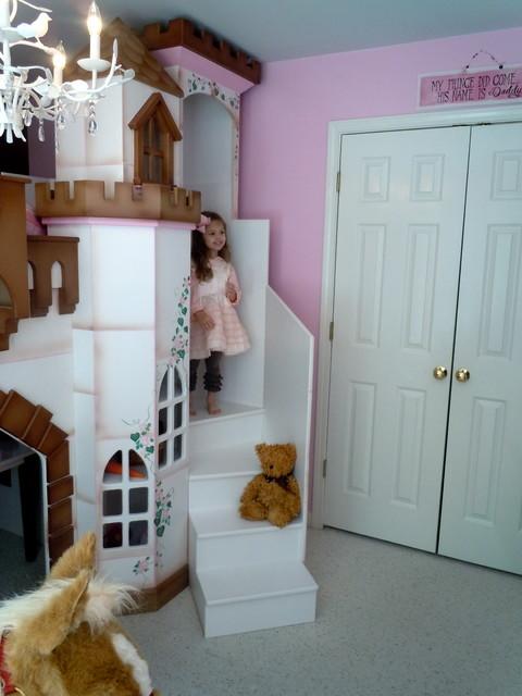 Kids Castle Bedroom Children's ...