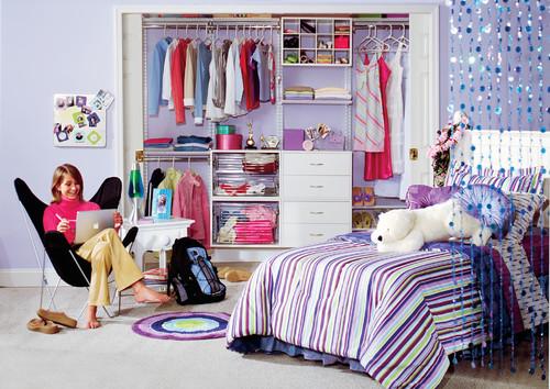 kid-friendly storage