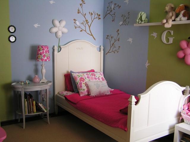 Children's Room eclectic-kids